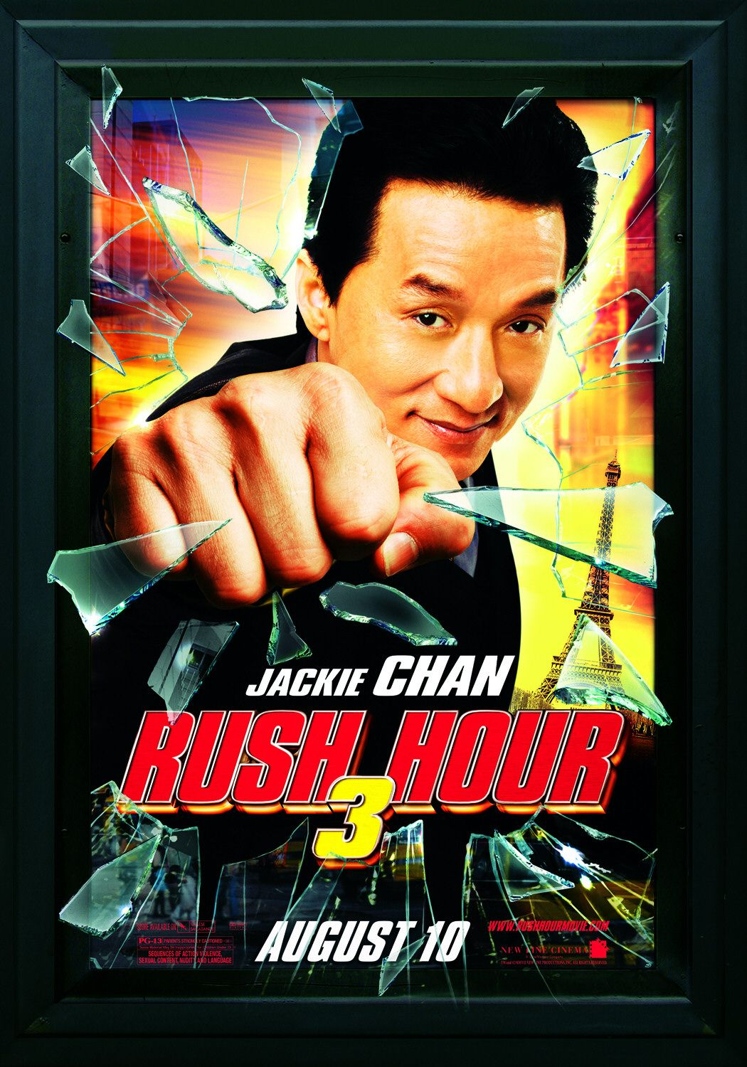 Film Thoughts Recent Watches Rush Hour 3 2007