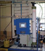 Ultrafiltation Membrane Pilot