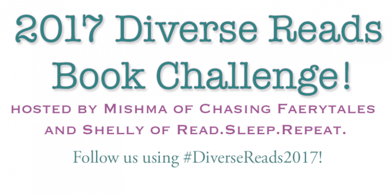 2017 Diverse Books Reading Challenge
