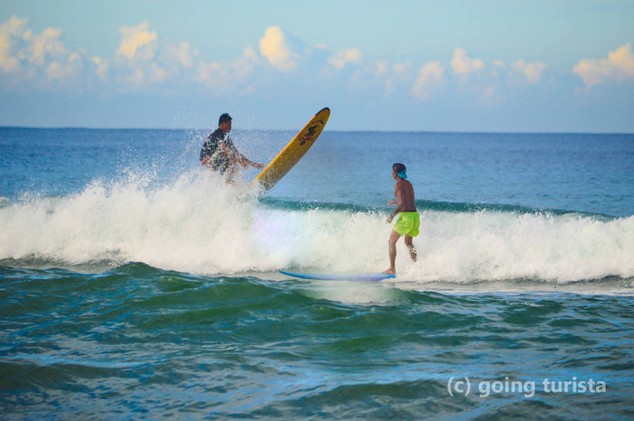 Crystal Beach Resort Surfing