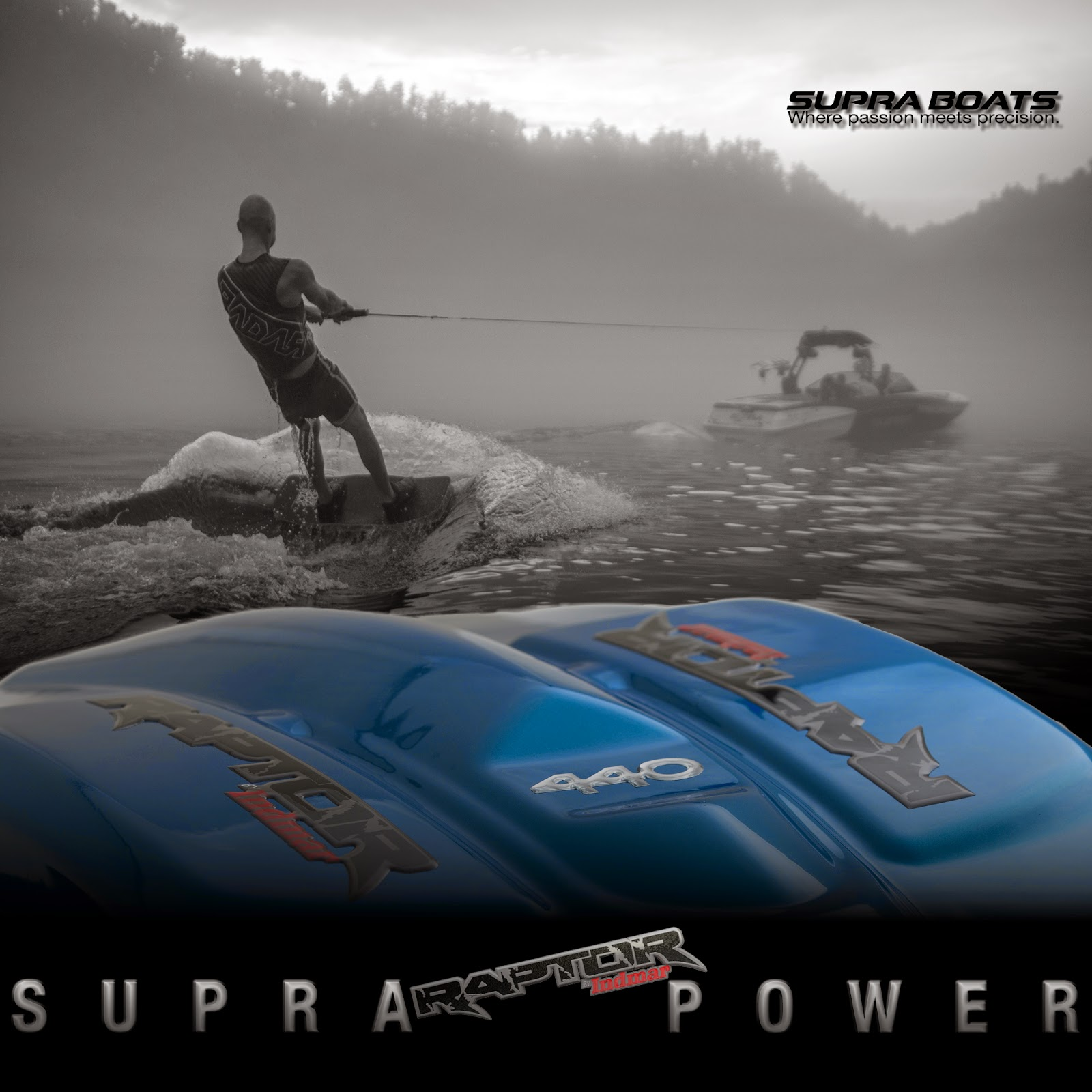 2015 Boats Equipped with Supra Power  6.2L Ford Raptor Engines by Indmar 92e43e6e3e