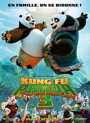 Kung Fu Panda 3 2016 Dual Audio Hindi Full Movie