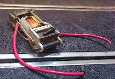 Motores Scalextric: RX-1 Exin