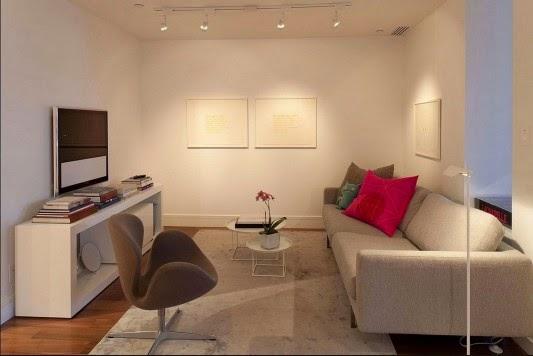 armario de cozinha Casa contemporânea com design feminino