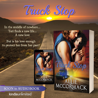 Truck Stop by Allie McCormack