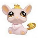 Littlest Pet Shop Seasonal Rat (#1370) Pet
