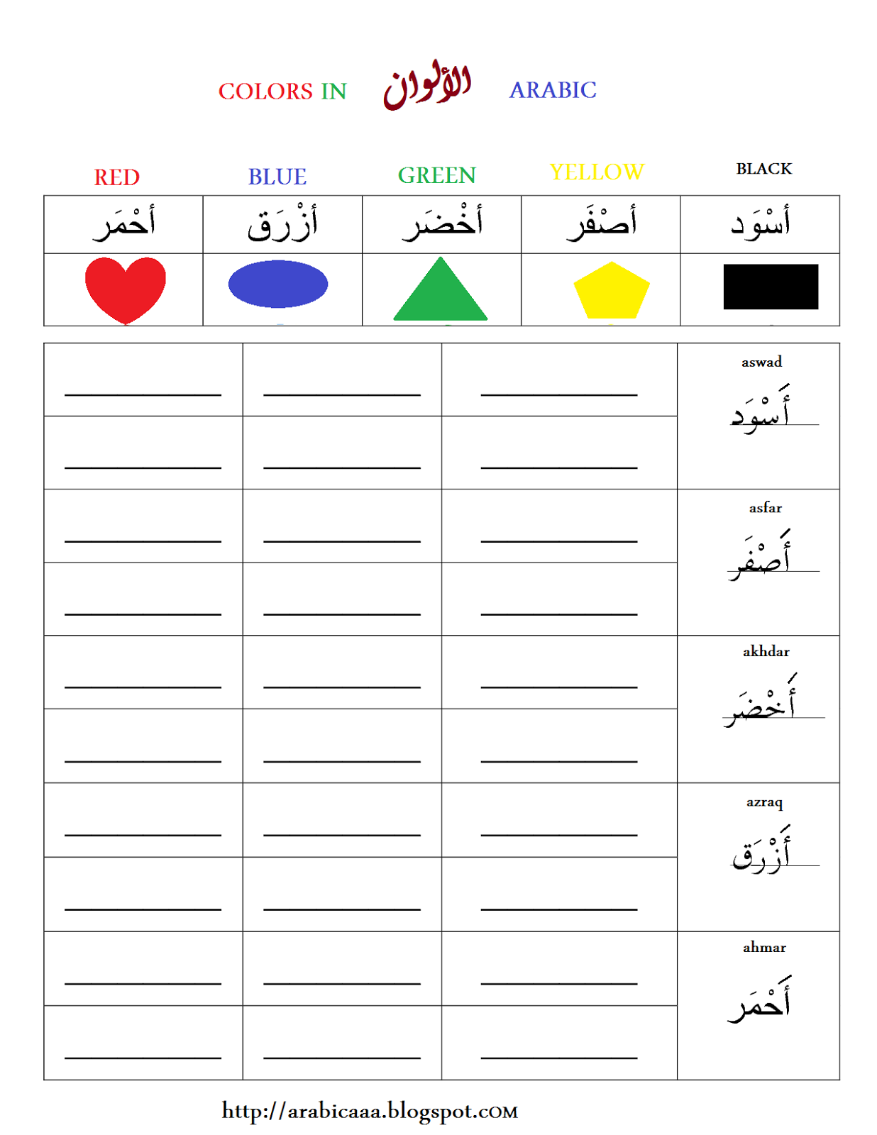 Arabic How To