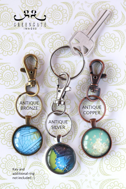 Greengate Images Keychains