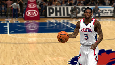 NBA 2K13 Louis Williams Cyberface Download Patch