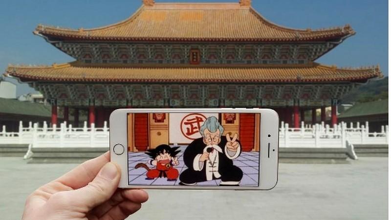 Goku Dan Kakeknya
