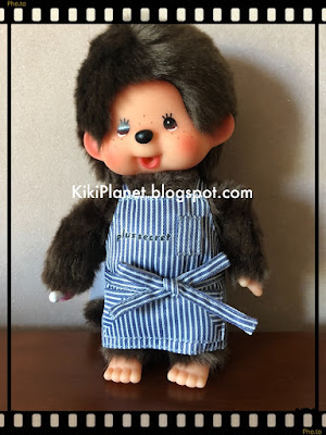 The Plus Secret limited Monchhichi Boy, tokyo, japan, The plus secret cafe, limited edition, kiki, toys, vintage