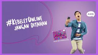 Trik Paket Internet Axis Murah 24 Jam Terbaru 2019