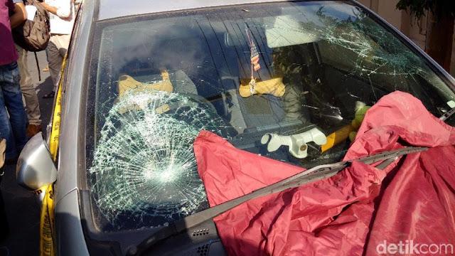 Sopir Mobil yang Ditembaki Polisi di Sleman Pegawai Kantor Pajak dan Gangguan Jiwa