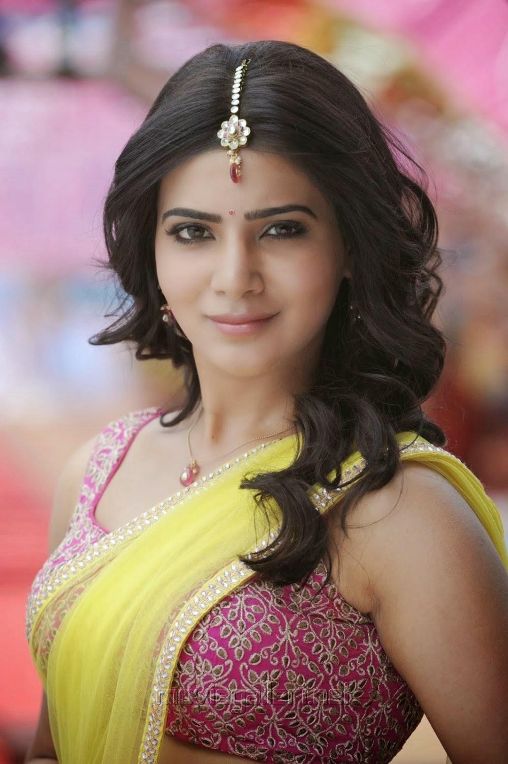 Samantha Hot Images In Ramayya Vasthavayya  Great Actress -8909