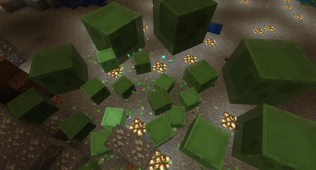 TheMatureMinecraftPlayer: X Mod Pack - Better Dungeons