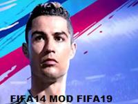 Download FIFA 14 Mod FIFA 19 Android Apk Data Full HD