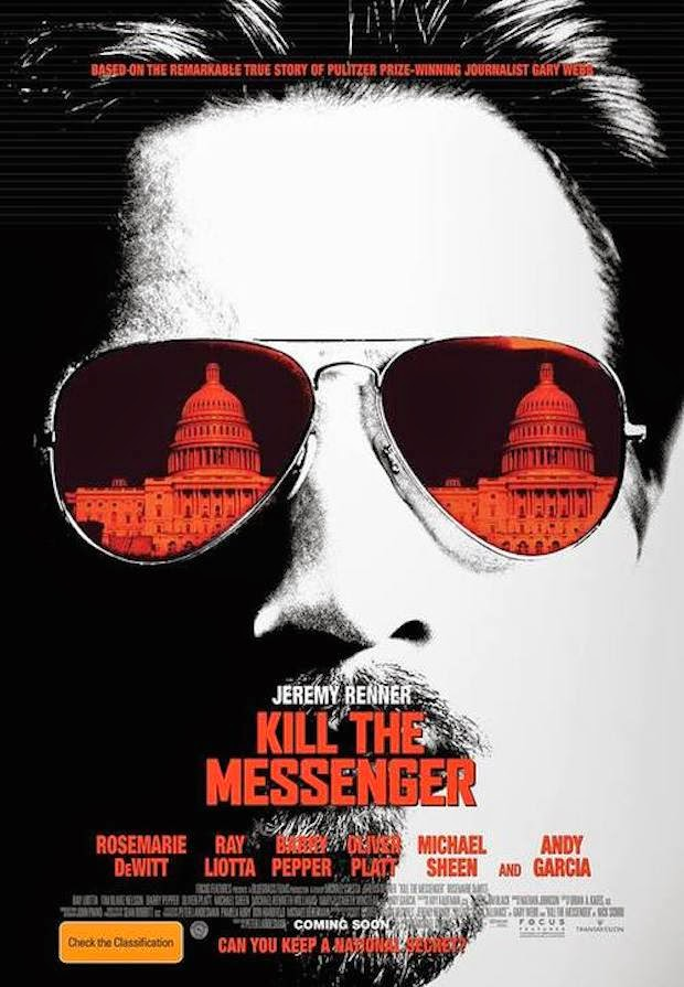 "Kill the Messenger Review: More ""Mediocre"" Like This, Please"