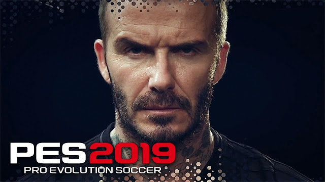 PES 2019 Intro and Start Screen For PES 2018