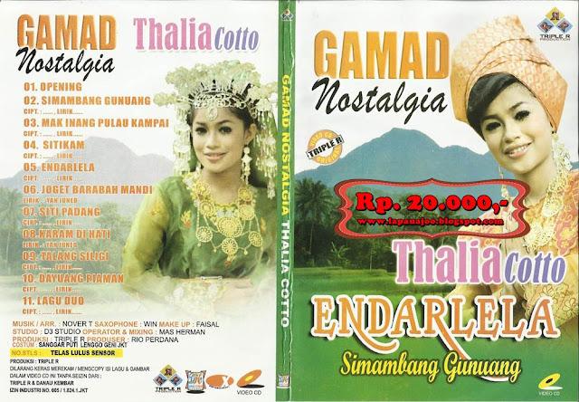 Thalia Cotto - Enderlela (Album Gamad Nostalgia)
