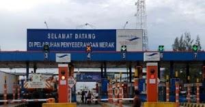 Inilah Tarif Baru Penyeberangan Pelabuhan Merak ke Bakauheni Berlaku Mulai 1 Februari 2019