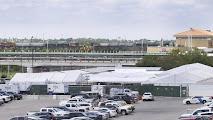 Se abrirán tribunales de carpas en la frontera para solicitantes de asilo estadounidenses