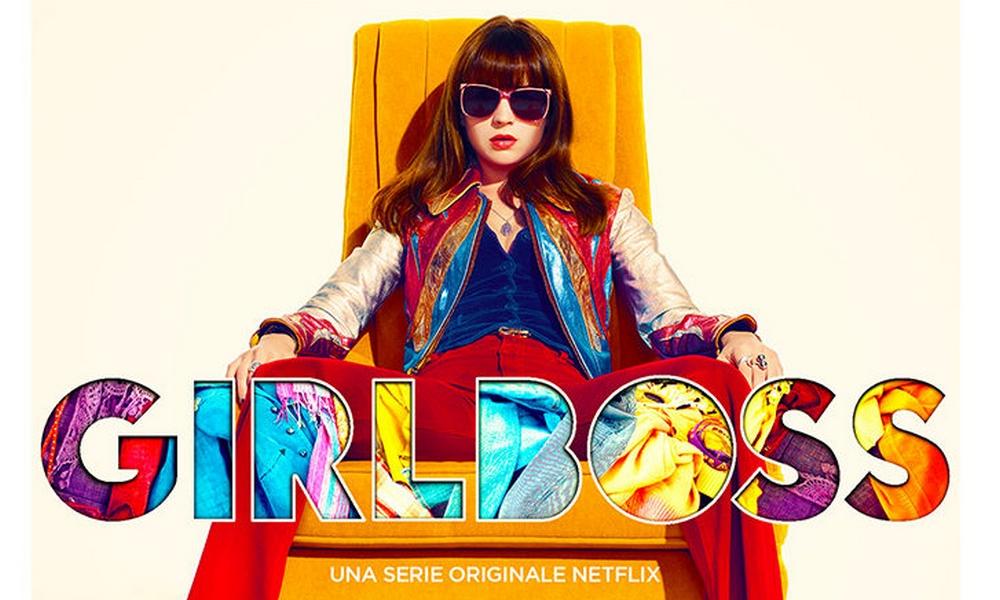 REVIEW DE SÉRIE- Girlboss