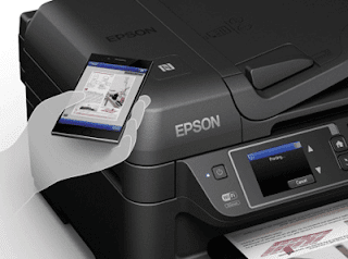 Download Printer Driver Epson WorkForce WF-2661