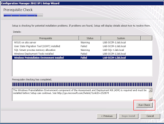 How to upgrade System Center Configuration Manager 2012 to SP1 9