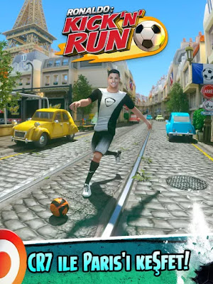 cristiano ronaldo kickn run apk