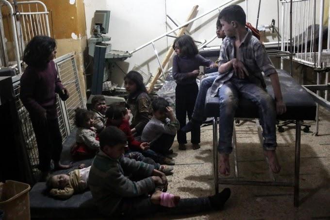 L'opinione: Gli attacchi in Siria, la responsabilità e l'impossibilità di guardare altrove