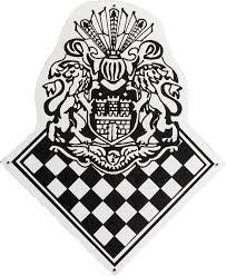 Emblema del Club de Ajedrez Hamburger SK 1830