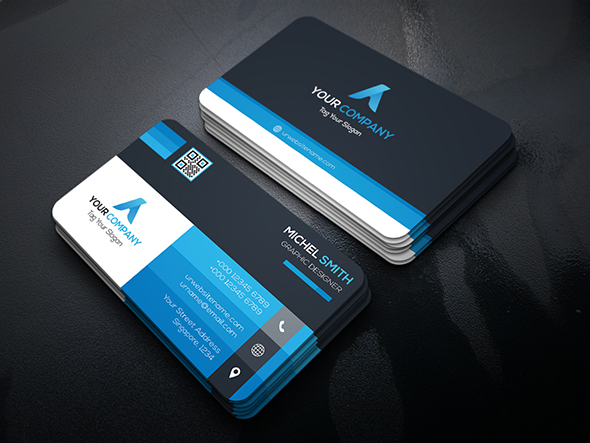 Free download approved graphicriver corporate business card free download approved graphicriver corporate business card business card samples reheart Image collections