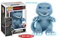 Funko Pop! Godzilla GITD