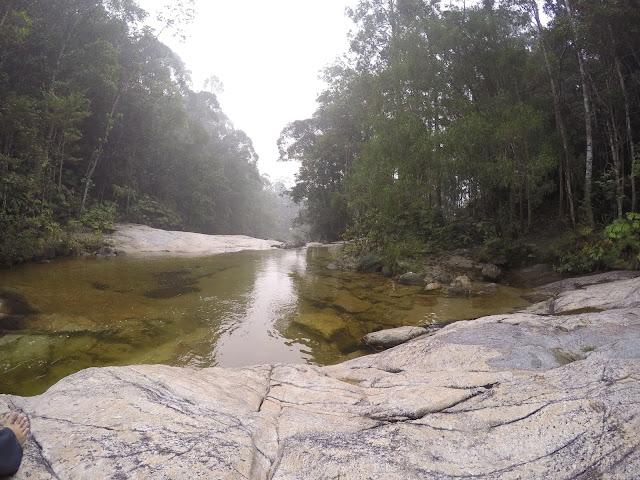 Image result for mendaki gunung rajah