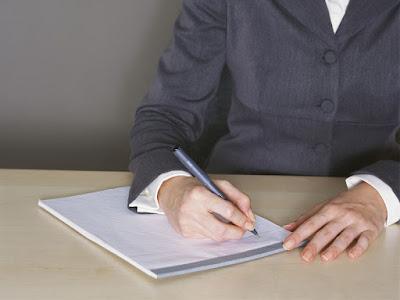 Contoh Surat Lamaran Kerja Yang Cepat Di Terima Oleh Perusahaan