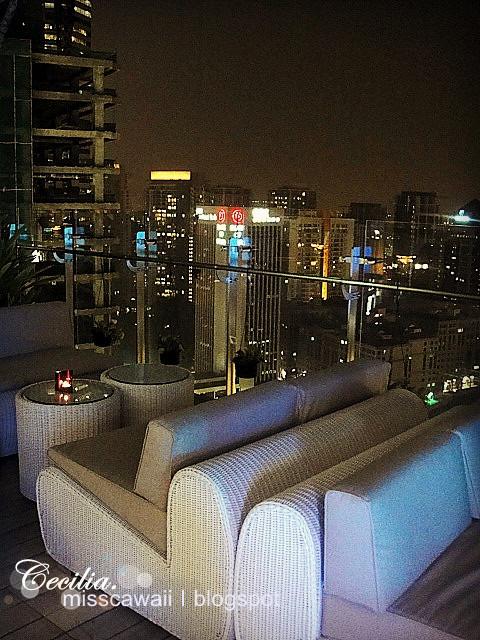 View Rooftop Bar @ G Tower ~ MISSCAWAII ♥