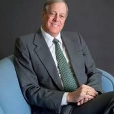 David H Koch - Pengusaha paling sukses di dunia