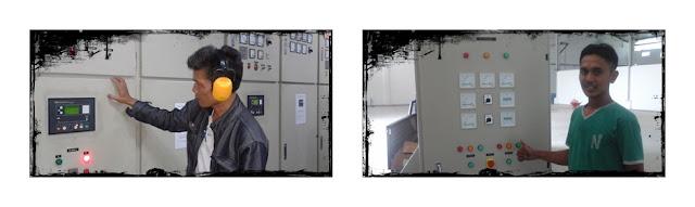 melayani maintenance panel listrik