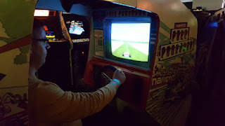 Pole Position at Arcade Club in Bury