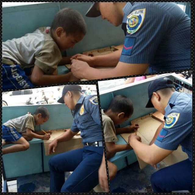 This Cop Goes Viral After Doing This To A Poor Kid! Find Out What He Did Here!
