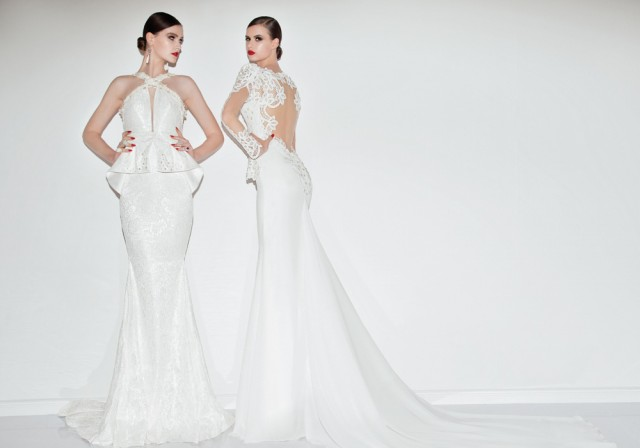 Exclusivos vestidos de novias | Coleccion Elihav Sasson