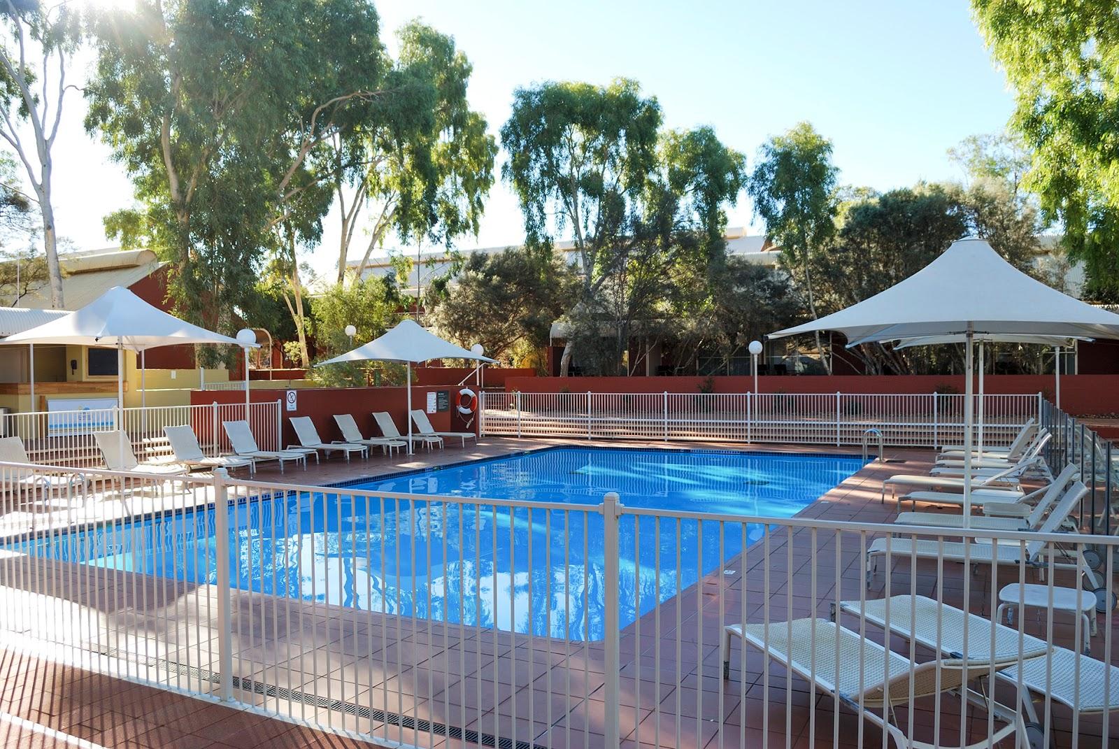 uluru australia outback desert gardens hotel