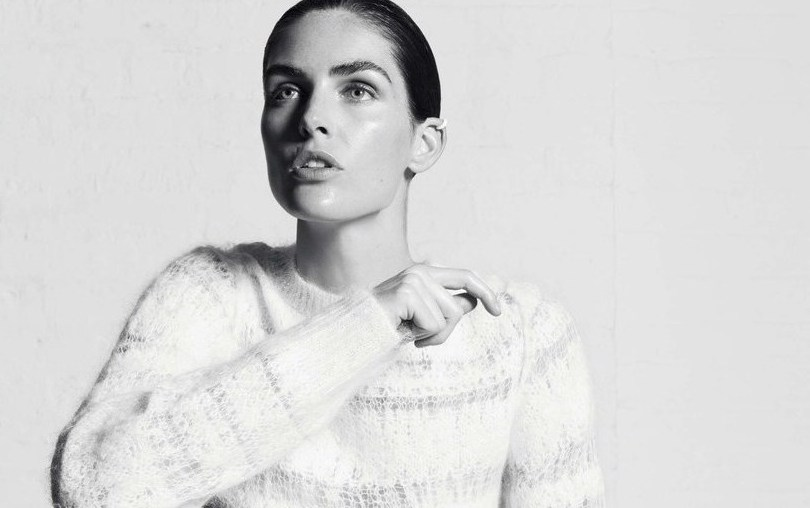 modern woman: hilary rhoda by paola kudacki for heroine fall / winter 2014