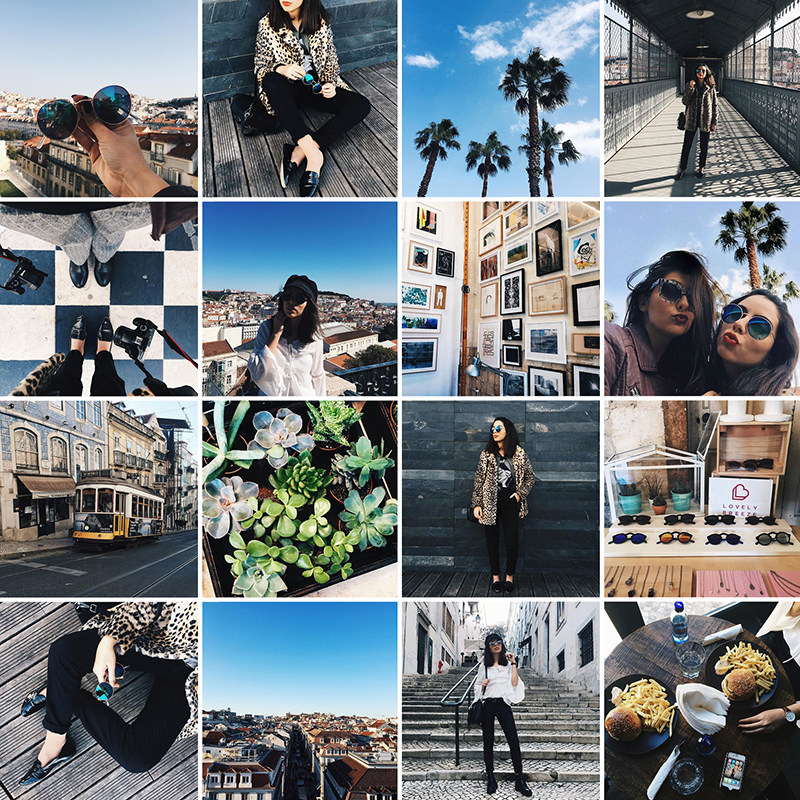 Insta Lately - Lisbon Edition