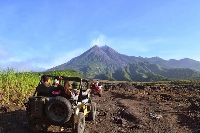 Kawasan Gunung Merapi, Yogyakarta