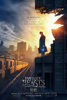 Fantastic Beasts and Where To Find Them (2016) - David Yates