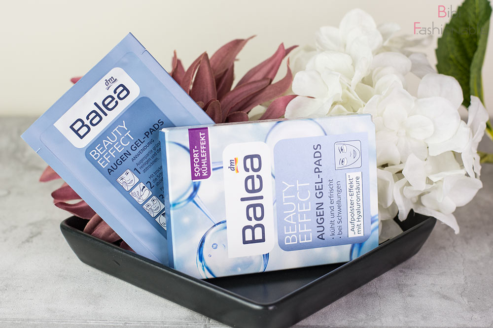 Top 3 Pflegeprodukte Winter Balea Beauty Effect Augen Gel-Pads