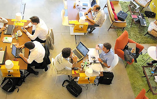 Co-Working Spaces are Building Like-Minded Communities