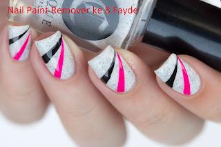 Nail Paint Remover ke 8 Fayde