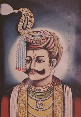 Sadashiva Raya, Last Ruler of the Tuluva Dynasty of Vijayanagar